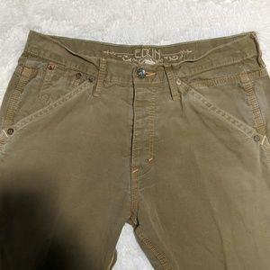 EDUN pants no size see measurements